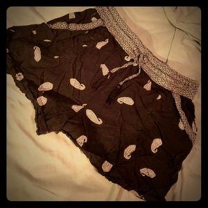 Pants - Boho Shorts